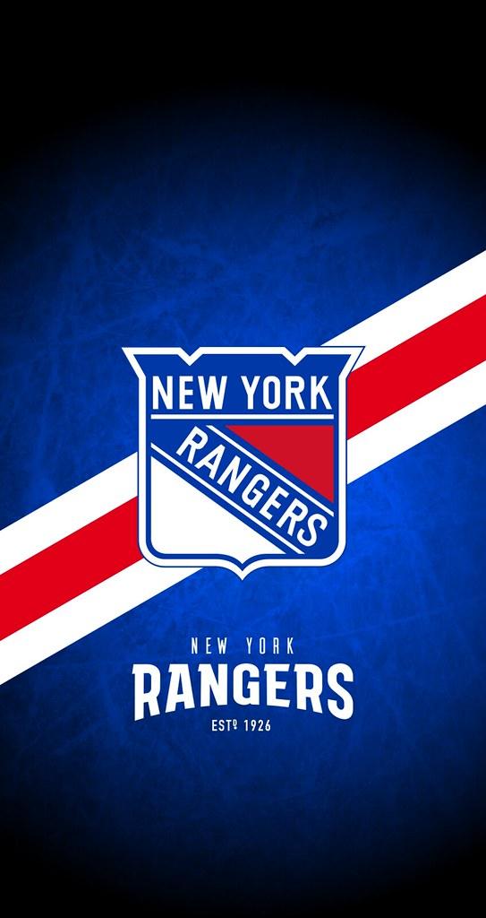 Wallpaper New York Rangers