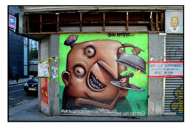 STREET ART by ADOR