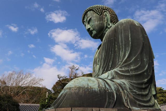 Great Budhha in Kamakura