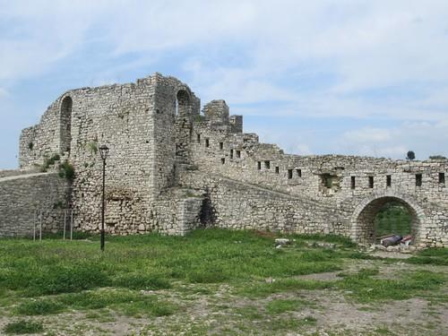 beratcastle berat albania