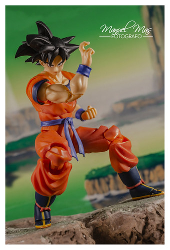 S.H.Figuarts - Son Goku (A Saiyan raised on Earth) | by manumasfotografo