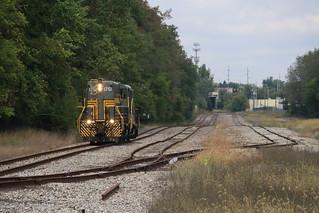 Jackson & Lansing RR - South Yard | by tcamp7837