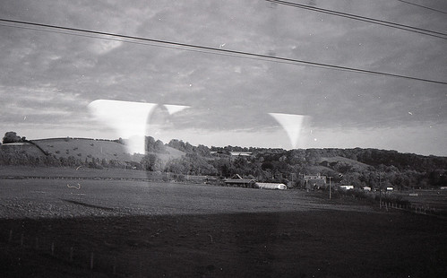 From the train | by Tiger Mendoza