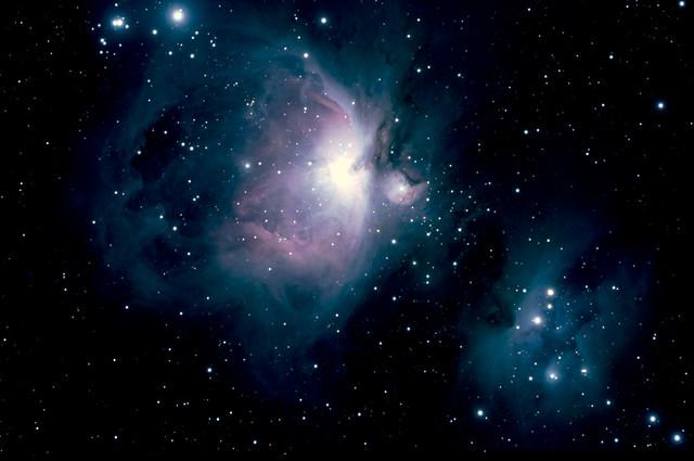M42 Orion Nebula