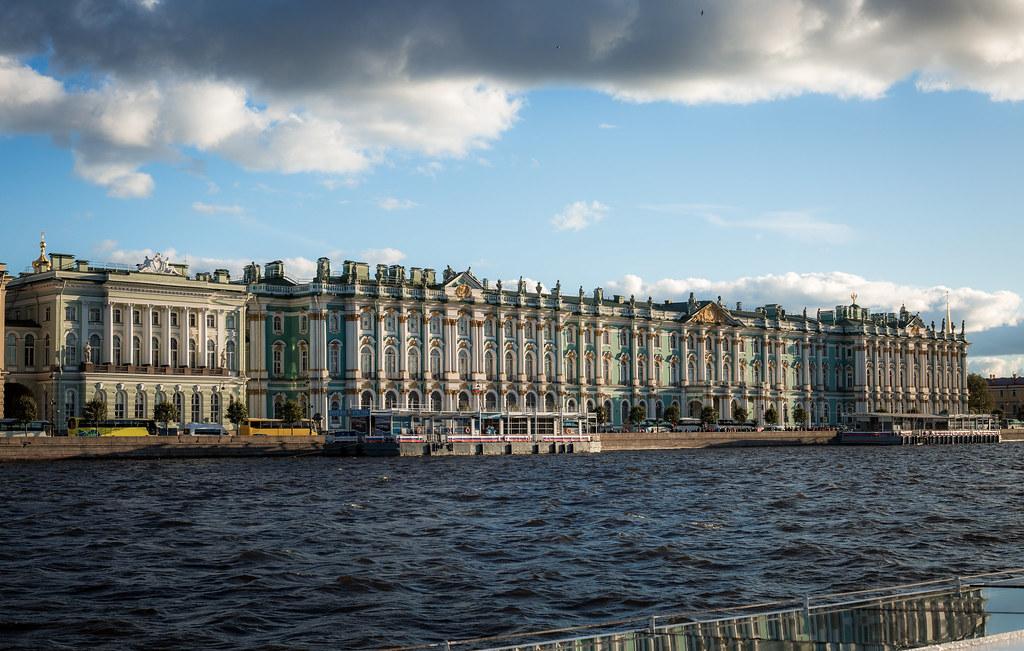 28 сентября 2018, Экскурсия по рекам и каналам Санкт-Петербурга / 28 September 2018, Excursion on the waterways of St. Petersburg
