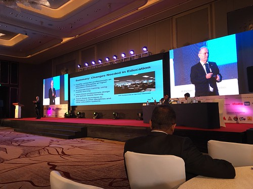 Tom Worthington Speaking at NICT 2018 in Colombo | by tomw99au