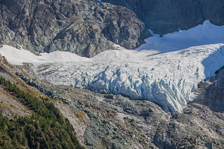 Lower Curtis Glacier