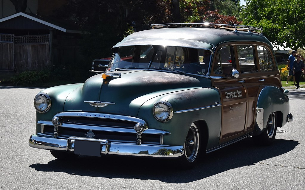 9af561251 1950 Chevrolet Styleline DeLuxe station wagon | Custom_Cab | Flickr
