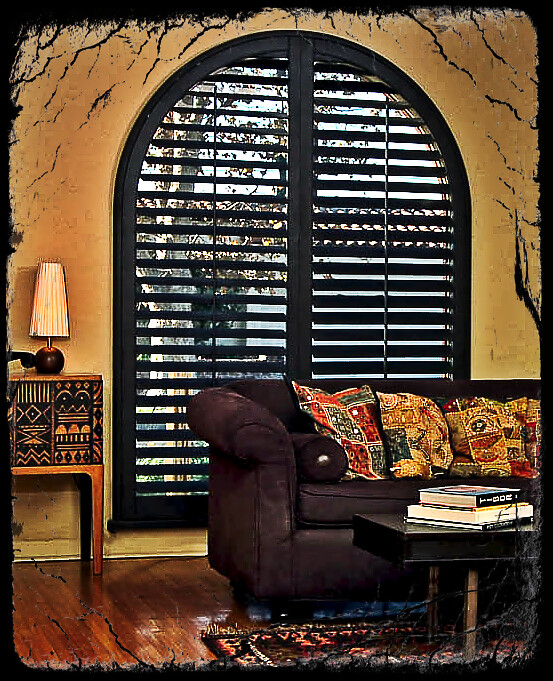 Arch Shutter Plantation Shutters Arches American Made