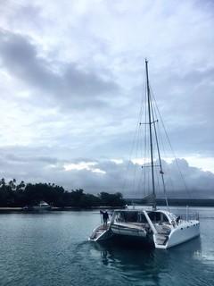 Goodbye GonYonda. Fair winds. Espiritu Santo. Vanuatu. | by miaow