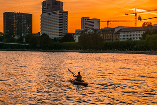 Francoforte Sunset