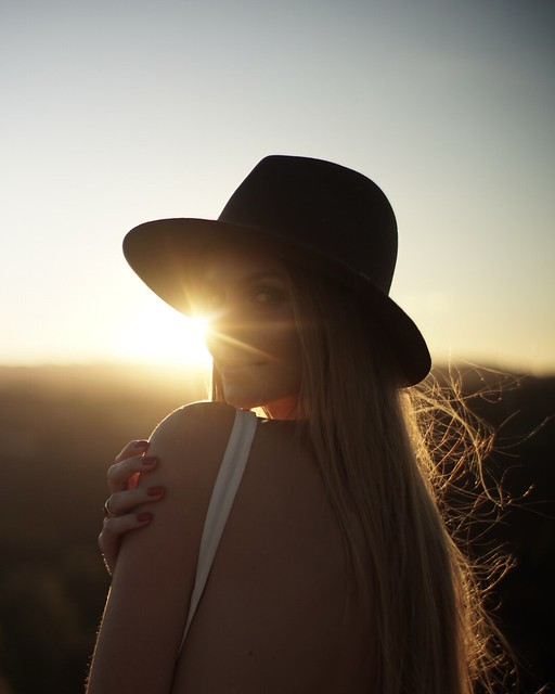 Diana Ebe sunset