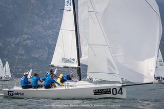 Campionato Italiano J-70 - Angela Trawoeger_K3I3979
