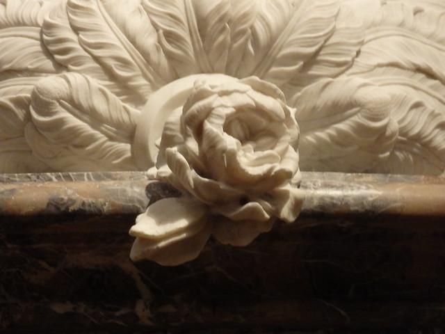 Mantlepiece (detail)