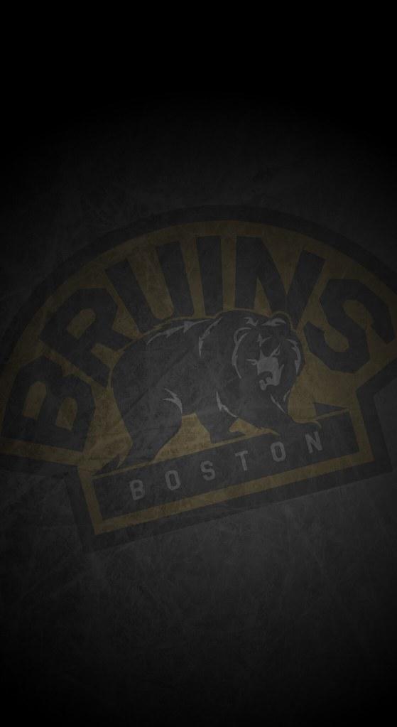 Boston Bruins Nhl Iphone X Xs Xr Home Screen Wallpaper