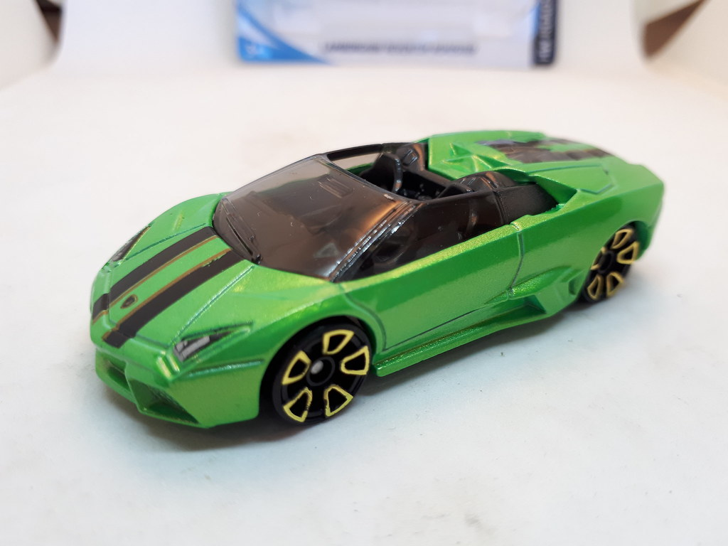 Hot Wheels Lamborghini Reventon Roadster No3 1 64 You D Ha Flickr