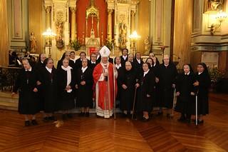 Eucaristía 131 años CPS | by Colegio Santa Cecilia