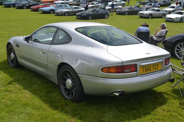 Aston Martin DB7 Alfred Dunhill Edition