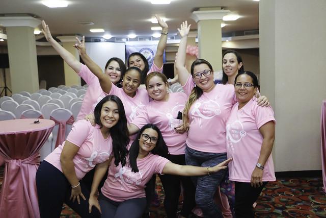 Charla y Zumbaton Rosa por el Cancer de Mama