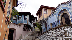 Plovdiv, old town (2)