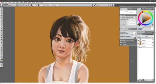 Sayu Corel Painter 2018 XIX