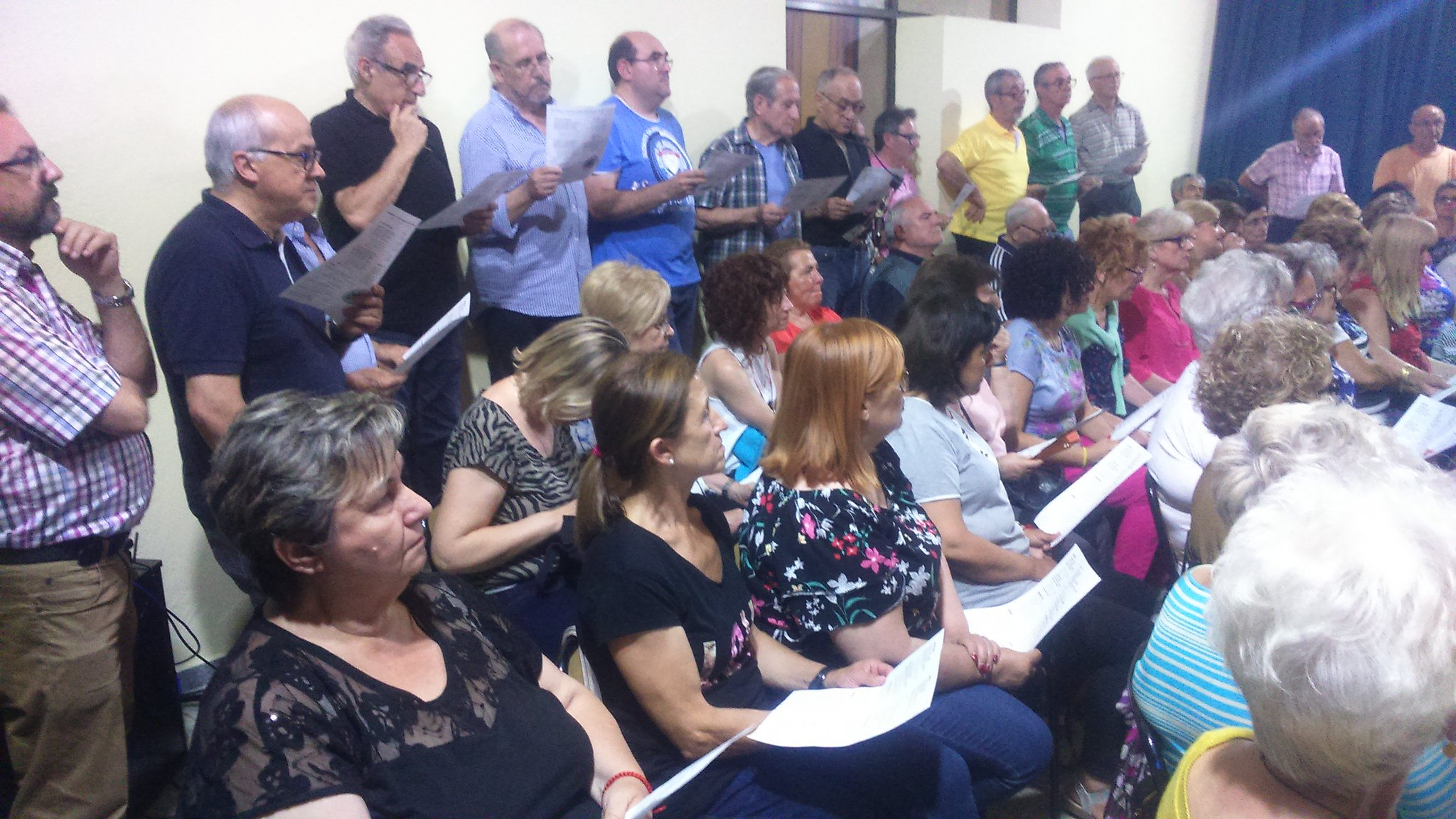 (2018-06-14) Encuentro - Ensayos coro - José Vicente Romero Ripoll (8)