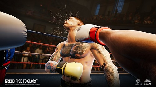 Creed: Rise To Glory | by PlayStation.Blog