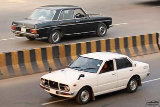 Cars of the 70s, Bangladesh.