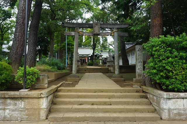 豊玉氷川神社(練馬)