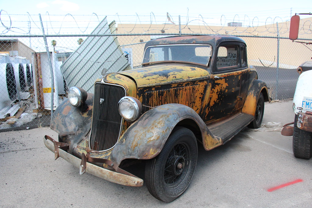 1934 Plymouth PG Coupe   Introduced in 1928, Plymouth was Ch