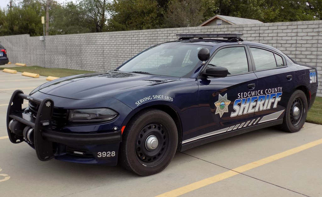 Sedgwick County KS Sheriff's Office | Dodge Charger | Kansas