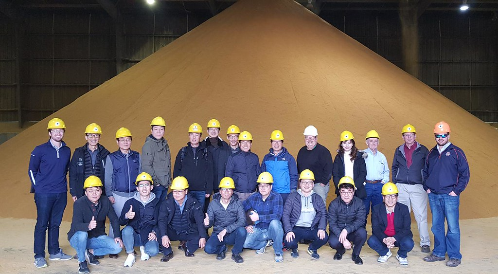 2018 Export Exchange – Trade Team from South Korea