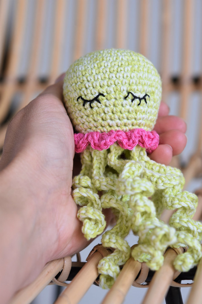 Make an amigurumi octopus with this simple free pattern! | Octopus ... | 1024x683