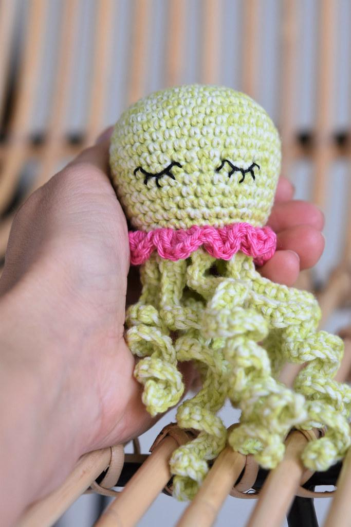 Free (Crochet) Pattern Friday! Octopus Amigurumi | Choly Knight | 1024x683