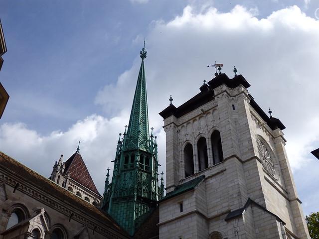 Exterior, Cathédral Saint Pierre