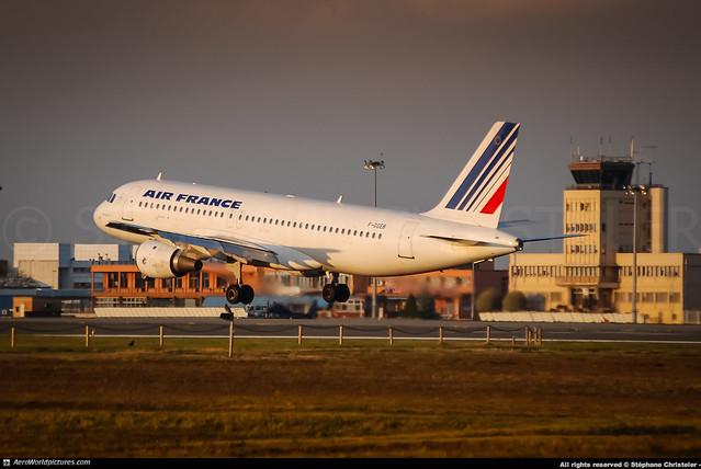[TLS.2007] #Air.France #AF #Airbus #A320 #F-GGEB #Ex-Air.Inter #awp