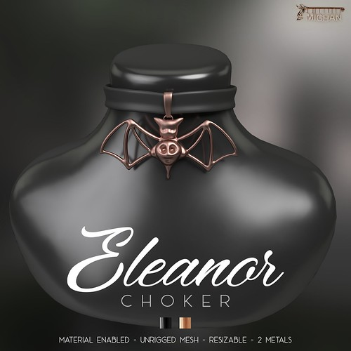 Eleanor Choker @ Once Upon A Nightmare