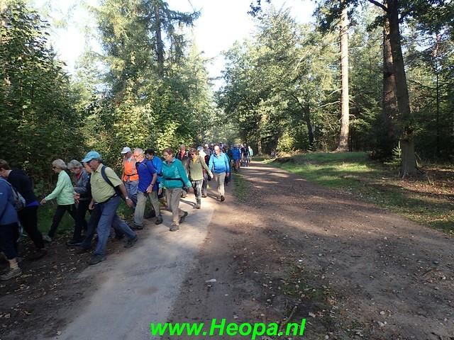 2018-10-10 Amersfoort-zuid     Natuurtocht        24 Km   (27)