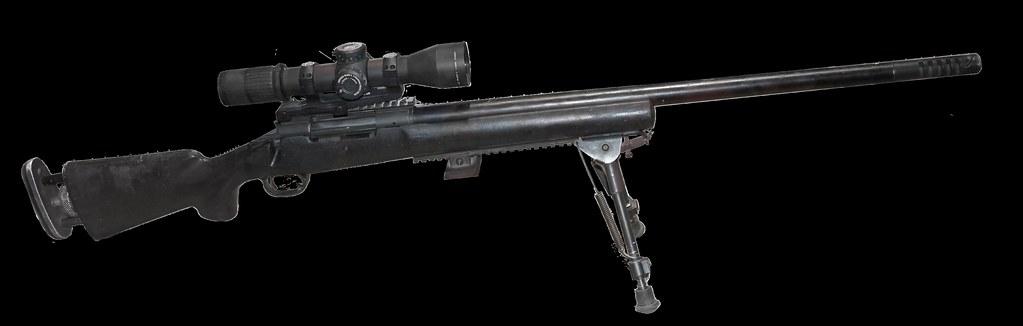 IDF M24 SWS 2018   Remington M24 SWS with Leupold Mark 6 sco…   Flickr