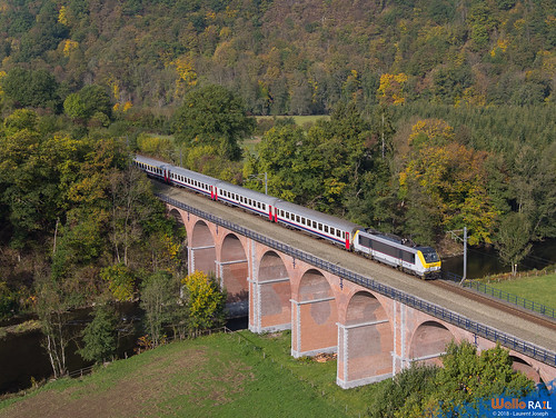 3015 cfl ic110 ligne 42 la gleize 9 octobre 2018 laurent joseph www wallorail be