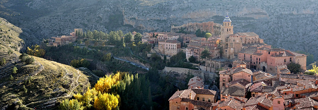 Albarracín pano