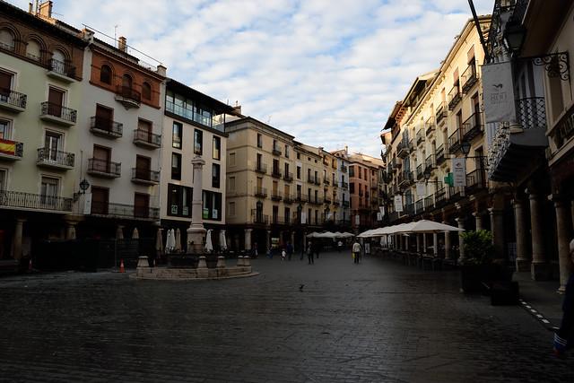 Teruel, Plaza del Torico  (DSC_7755)