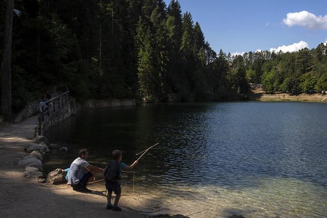 Trentino - Alto Adige (Italy) - Lago Smeraldo