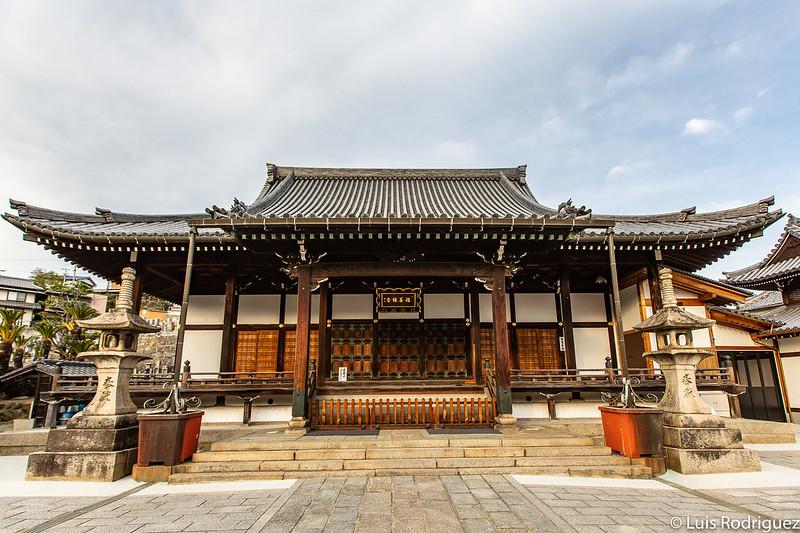 Salón principal del templo Fukuzenji