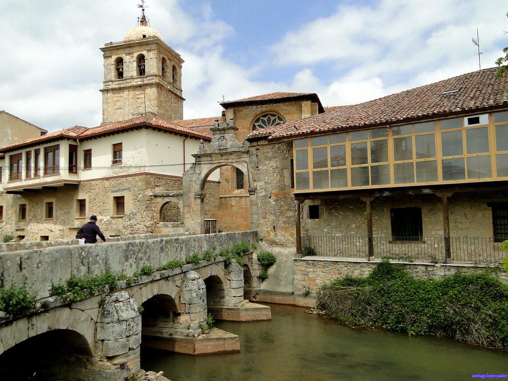 Aguilar de Campoo | Puente del Portazgo. | santiago lopez-pastor ...