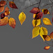 autumn leaves by marianna armata