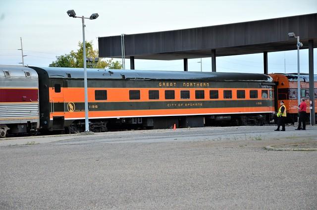 Great Northern Railway No. 1196,
