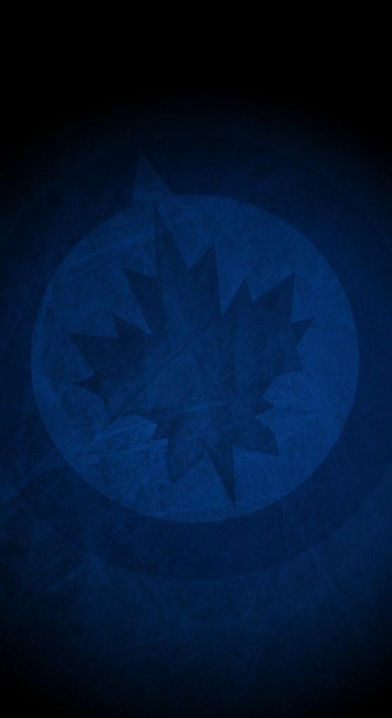 ... Winnipeg Jets (NHL) iPhone X/XS/XR Home Screen Wallpaper   by