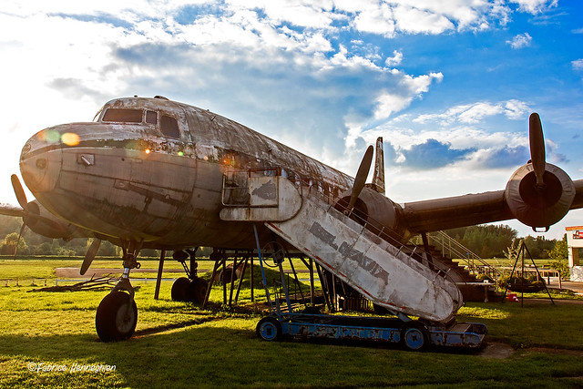 N90443 Douglas DC-4 Skymaster (C-54)