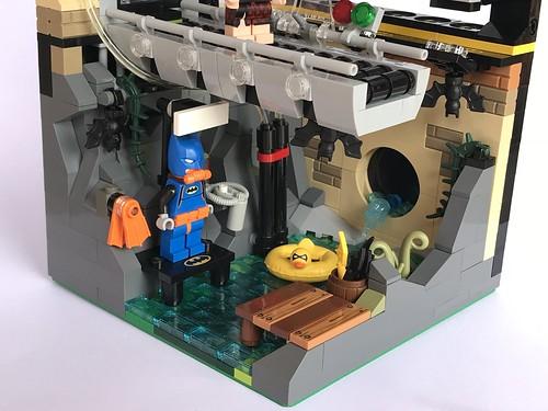 The Bat-Wardrobe